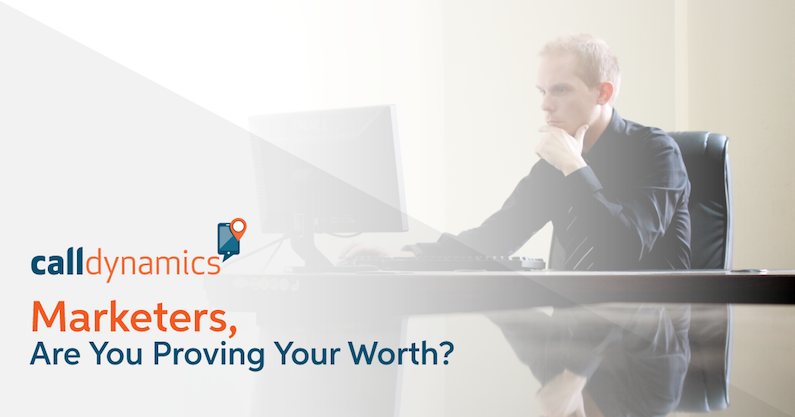Marketers, Are You Proving Your Worth to Clients?